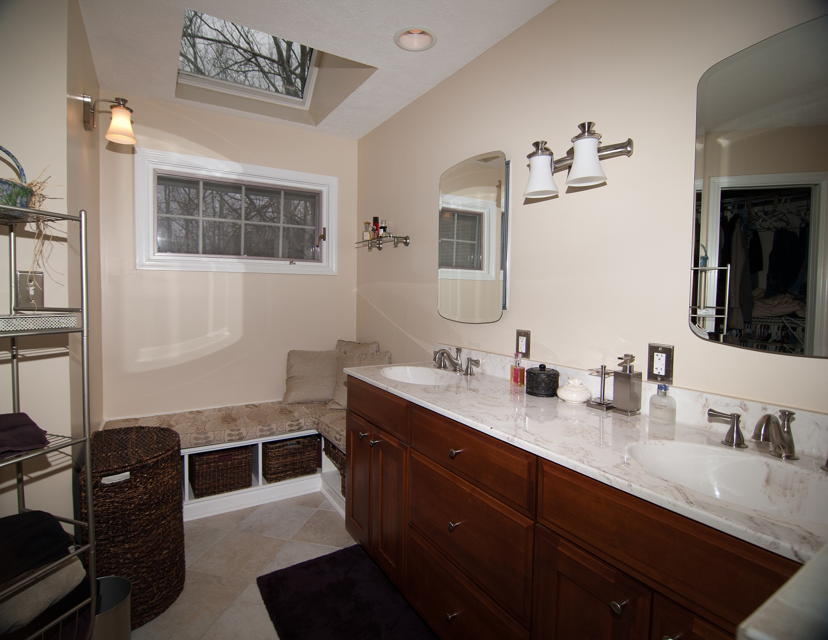 Transform the inside of your home with a kitchen or bathroom remodel