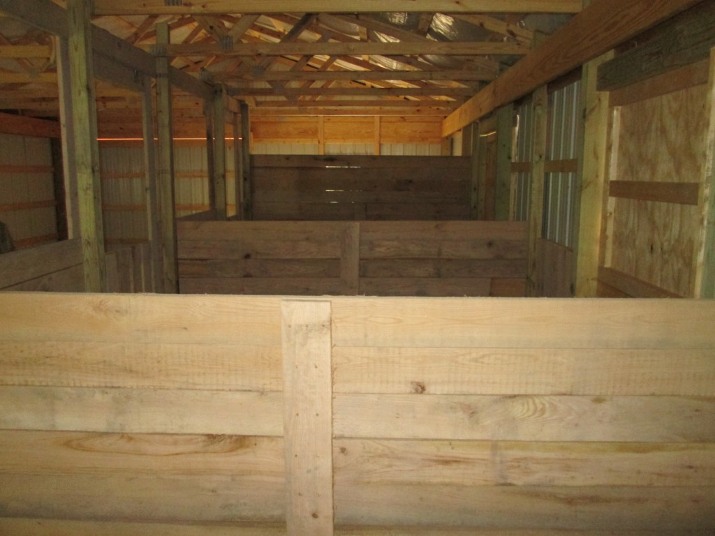 Pole Barn With Horse Stalls Keith Construction